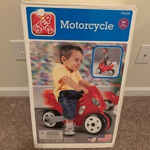 Kid motorcycle (3+)